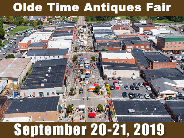 Olde Time Antiques Fair