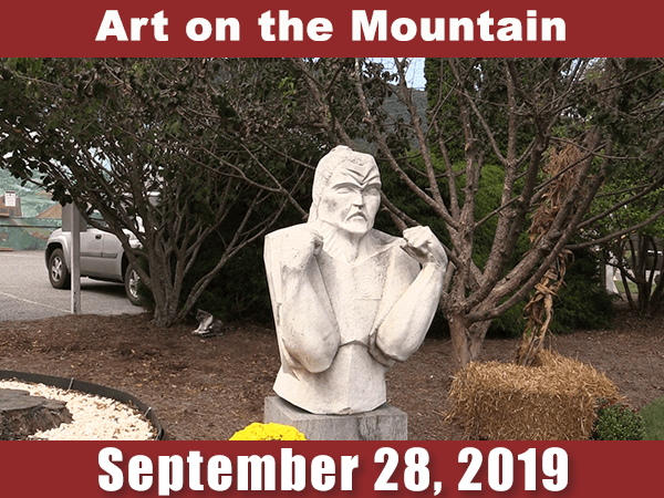 Art on the Mountain
